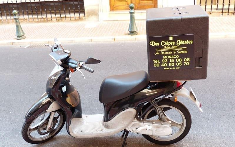 comprar baul de reparto para moto barato